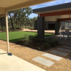 Dingo hire for landscaping in Bendigo